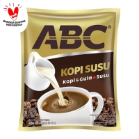 ABC Susu Kopi Bag ( Isi 20Sachet @31 Gram)
