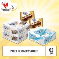 Paket New Gery Saluut By Garudafood