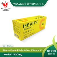 Hevit C-500 (10x10 tablet)