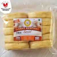 Donat Kentang Premium isi 10 pcs Spesial De Roti Expired Panjang