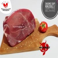Daging Sapi Knuckle / Sampil / Paha Belakang