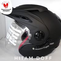 Helm RN double visor SNI