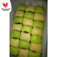 Pancake durian medan tanpa krim
