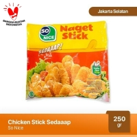 Nugget Ayam Stick Sedap So Nice 250 gr