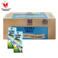 Ultra Milk Full Cream 200 ML