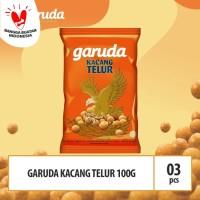 Garuda Kacang Telur - 100g (Beli 2 Gratis 1)