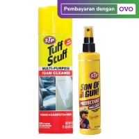 STP [BUNDLE] Tuff Stuff Foam Cleaner + Son Of A Gun Protectant 10oz