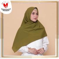 Jilbab Segiempat Jumbo Hijab Segi Empat Diamon Segi Empat Syari