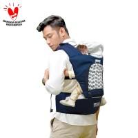 Snobby Gendongan Hipseat 6 Posisi + Sirkulasi Aplikasi Matrix TPG2147