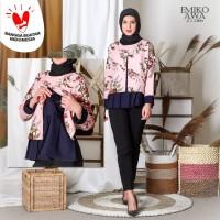 Baju Atasan Busui Madre - Emikoawa Blouse Baju Menyusui Jumbo Tunik