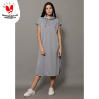 Yoenik Apparel Ulvaru Hoodie Light Gray Misty M15342 R79S4