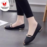 Sepatu Wanita Flat Shoes Alodia SDB110