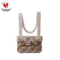 Byo Fragment Bag Special Edition Numbered Mosaic Grey