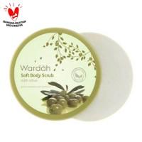Wardah Soft Scrub With Olive 150 ml
