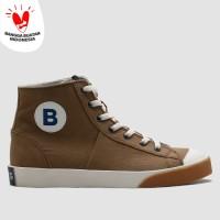 BRODO - Sepatu Pria Vantage Hi Mocha WS