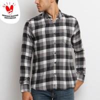 VENGOZ Kemeja Flanel Pria - Adney Flannel Shirt