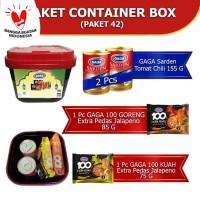 GAGA Paket Special FREE Container Box Serba Guna