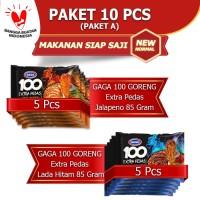 GAGA100 Goreng Jalapeno, GAGA100 Goreng Lada Hitam (kode-A)