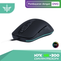 NYK Nemesis Darkmoon RGB Gaming Mouse