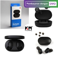 Headset Xiaomi Redmi Airdots TWS Handsfree Bluetooth 5.0 DSP HD Sound