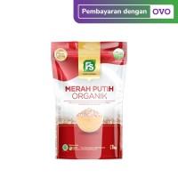Promo Buy 1 Get 1- FS Beras Merah Putih Organik 1 kg