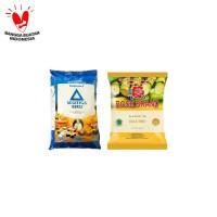 Paket Gula Pasir Rose Brand 1 Kg dan Tepung Bogasari 1 Kg
