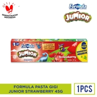 FORMULA PASTA GIGI JUNIOR STRAWBERRY 45G