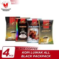 Kopi Luwak All Black Pack