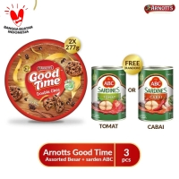 Arnotts Good Time Assorted Besar + sarden ABC