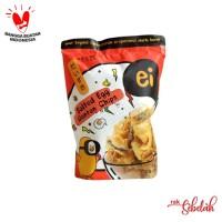 Salted egg Wonton Chips 80gr - ei Salted Egg