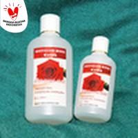 Distiled Rose Water 100% Pure (200ml) - Toner Kulit