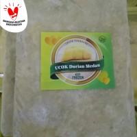 daging durian ucok medan asli