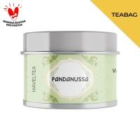 PANDANUSSA   Mini Tin   Haveltea   Teh Hijau Pandan   Teh Premium