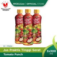 Vegie Fruit Premium Tomato Punch (3 pcs)