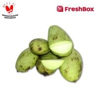 Freshbox Mangga muda 0,9 - 1,1 kg