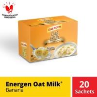 Energen Oatmilk Mix Banana Box 20 Sachet @24 Gr