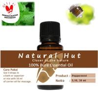 100% PURE ESSENTIAL OIL (PEPPERMINT) - 10ml
