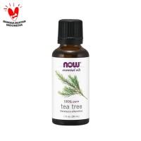 NOW® - Tea Tree Essential Oil - 30 ml