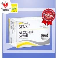 Tissue Alkohol / Alcohol Swabs / Alkohol Swab Sensi