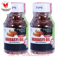 Habbasyi Oil Murni 210 Kapsul | Habbatussauda