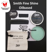 Pomade Smith Fine Shine Light Oilbased (FREE SISIR & POUCH)
