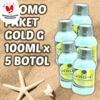 Jelly Gamat Gold G sea cucumber 500 ml / 500ml asli / original