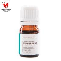 Organic Supply Co - Peppermint Essential Oil Organic - 5ml