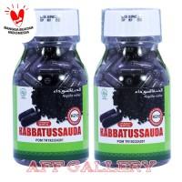 HABBATUSSAUDA Herbal Niaga Utama HNU 210 Kapsul   Habatusauda