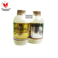 Jelly Gamat Gold G kemasan 500ml Original
