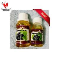 Grapeseed Oil (Minyak Biji Anggur) 120ml - Perawatan Rambut & Kulit