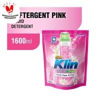 Soklin Liquid Detergent Softergent Pouch Kemasan Besar