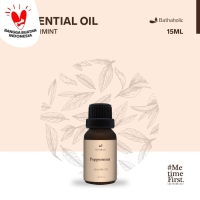 Peppermint Aromatherapy Essential Oil 15ml Bathaholic