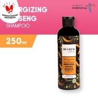 MoAyu Shampoo Gingseng Habbats 250ml