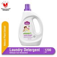 Sleek Baby Laundry Detergent Botol 1200 mL